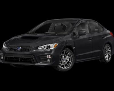 Pre-Owned 2018 Subaru WRX Premium AWD