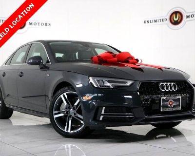 Used 2018 Audi A4 2.0 TFSI Premium Plus quattro 7A