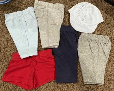 Baby Boy NB Clothes