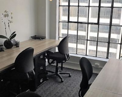 Team Office for 4 at The Collection-Monthly Private Offices & Event Location