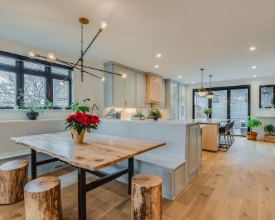 Modern house in trendy Bayview! 8 min to Fiserv Forum! DNC visitors welcome! - Bay View