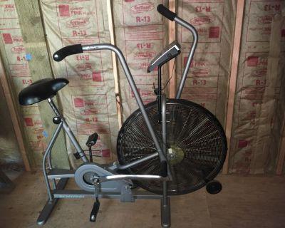 Schwinn Airdyne Upright Fan Bike