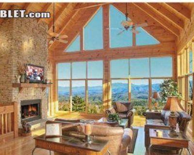 Summit On Bluff Mtain Sevier, TN 37862 4 Bedroom House Rental