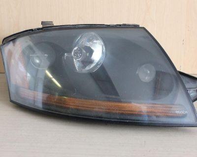01 02 03 04 05 06 Audi Tt Headlight Head Light Xenon Hid Oem Genuine Original R