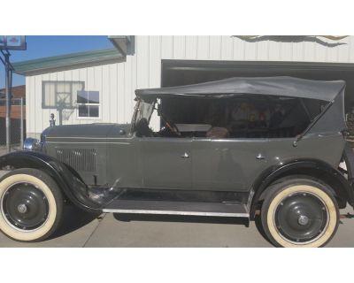 1925 Hupmobile Touring