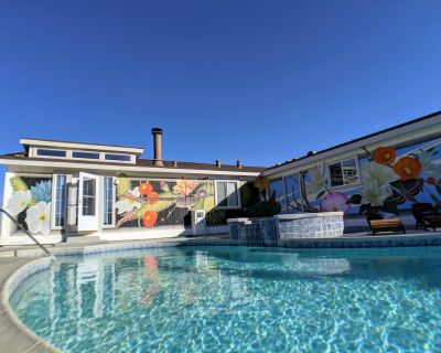 Star Rise Retreat - Private Yoga Studio and Pool in the High Desert - Yucca Valley
