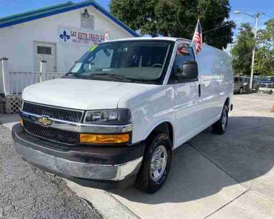 2018 Chevrolet Express 2500 Cargo for sale