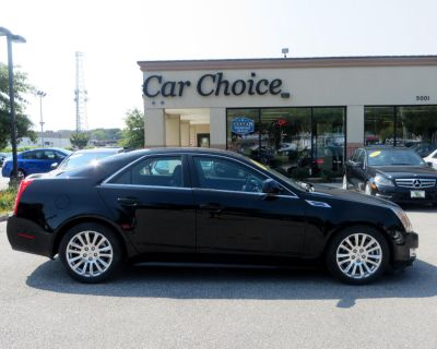 2010 Cadillac CTS 3.0L Performance AWD w/ Navi