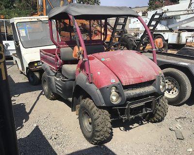 2006 KAWASAKI MULE ATVs, UTVs, Carts