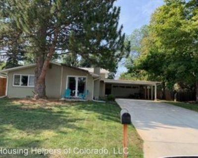4370 Comanche Dr, Boulder, CO 80303 4 Bedroom House