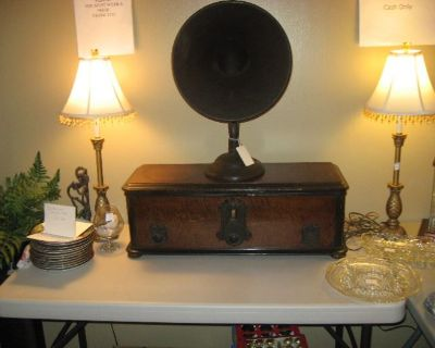 Huge sale with antiques and collectables