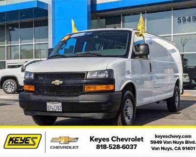 2020 Chevrolet Express 2500 Work Van Cargo