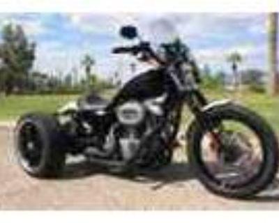 2009 Harley Davidson Xl1200n Nightster Trike