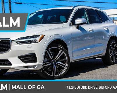 Pre-Owned 2018 Volvo XC60 T6 R-Design With Navigation & AWD