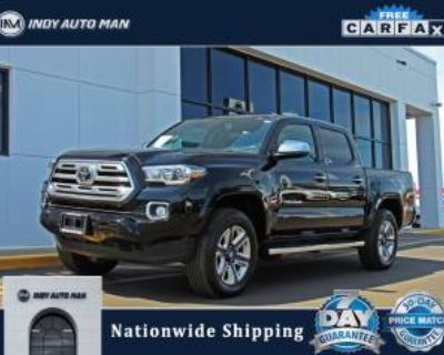 2019 Toyota Tacoma Limited Double Cab 5' Bed V6 4WD Automatic