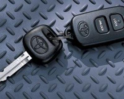 06 07 Oem Toyota Highlander Security System