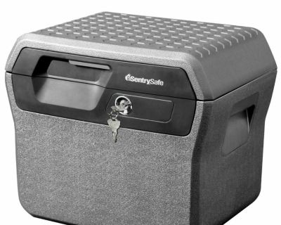 Brand New Fireproof and Waterproof Locking Safe