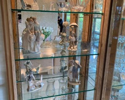 A MOMENT IN TIME - Bloomingdale - Lladro , patio set, fine art , furniture and more!