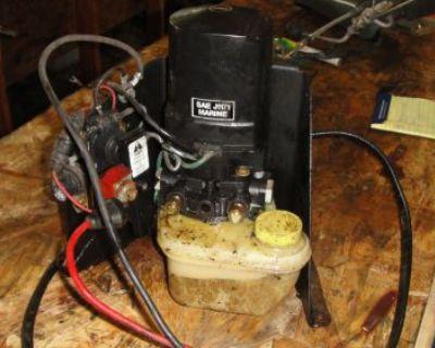 Mercruiser Alpha 1 Trim Pump Assy
