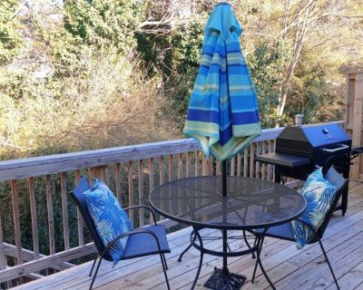 Lovely Bedroom Looking in Sunset for a Great Romantic Evening - DeKalb County