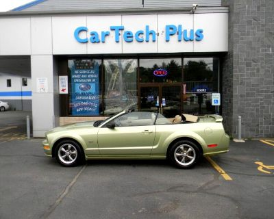 Used 2006 Ford Mustang GT DELUXE 4.6L V8 CONVERTIBLE