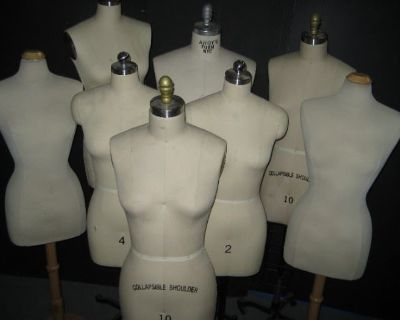Wardrobe & Costumes from Major Motion Pictures & TV