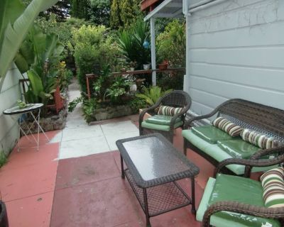 Remodeled 1Bed/1Bath, Absolutely Private, Pet Friendly, Laundry, Patio - Inner Sunset