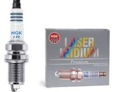 4 Ngk Laser Iridium Power Spark Plugs Jdm Honda Civic 1.8l R18a1 Oem Fast Ship
