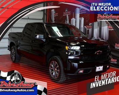 """2020 Chevrolet Silverado 1500 2WD Crew Cab 147"""" RST"""