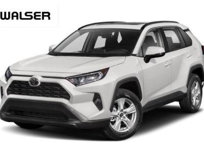Pre-Owned 2019 Toyota RAV4 XLE Premium