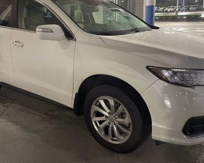 2016 Acura RDX Technology Package with AcuraWatch Plus