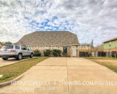 508 Kings Way Dr #B, Mansfield, TX 76063 3 Bedroom Apartment