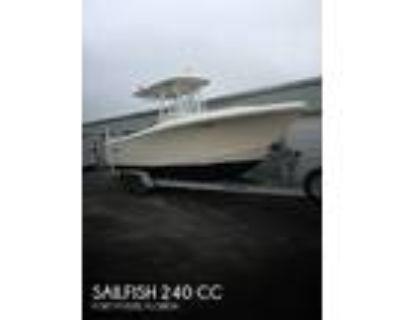 24 foot Sailfish 240 CC