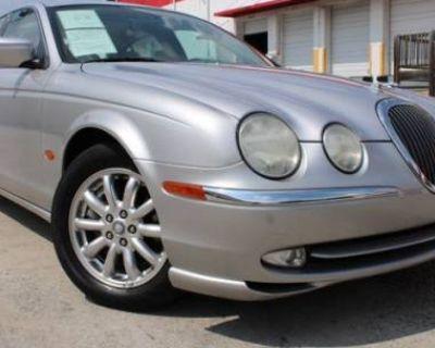 2001 Jaguar S-TYPE V8