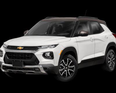 New 2022 Chevrolet TrailBlazer LT FWD 4D Sport Utility