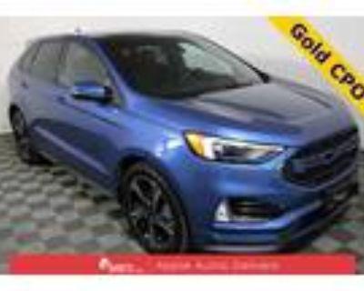 2020 Ford Edge Blue, 4K miles
