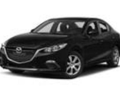 2016 Mazda MAZDA 3 Black, 80K miles