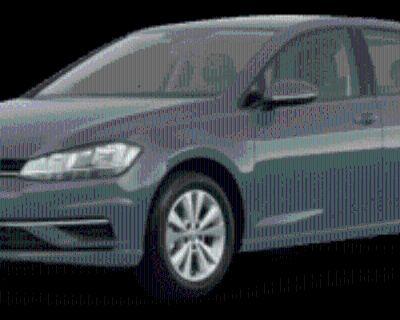 2020 Volkswagen Golf TSI Automatic