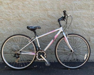 2012 K2 Echo Women's Hybrid Bike