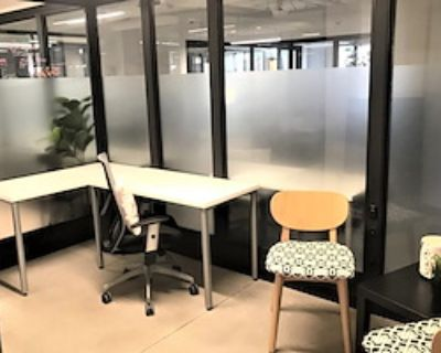 Private Office for 3 at SPACES