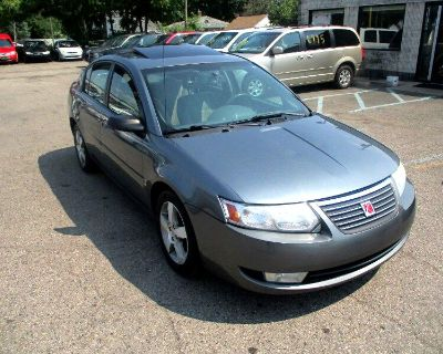 2006 Saturn ION Sedan 3 w/Auto
