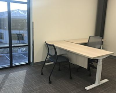 Private Office for 4 at Office Evolution Fishers