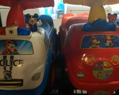 Ride on toys mickey mouse