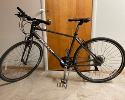 "Giant bike for 5'7""-5'11"" rider"