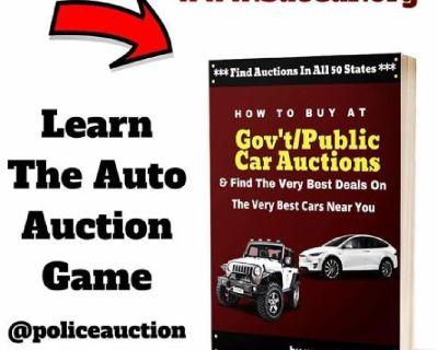 FREE 2020 AUTO AUCTION GUIDE REVEALS...