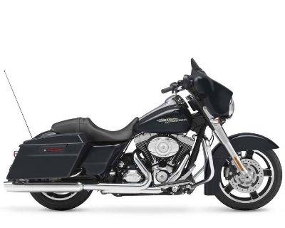 2013 Harley-Davidson Street Glide Touring San Antonio, TX