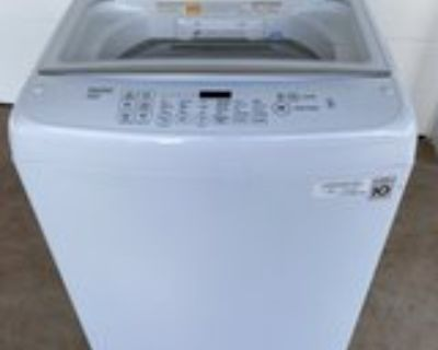 like new top loader washer