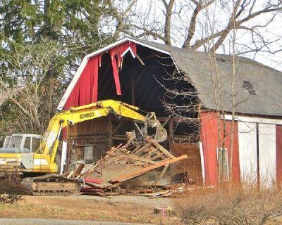 Rural Demolition - Shed Demolition / Outbuilding Demolition / Barn Demo
