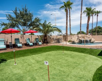 Chandler Luxury Vacation Rental - Chandler Luxury Vacation Home-Heated Pool, Water Slide, Putting Gr - Provinces Master Community