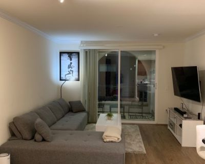 Downtown Apartment Minimalistic and Sleek, los angeles, CA
